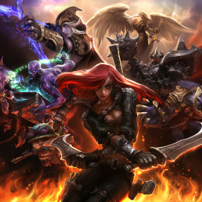 Why You Should Be Playing League of Legends