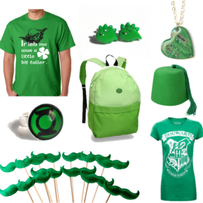 Let Your Geek Flag Fly on St. Patrick's Day!
