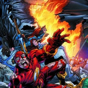 Comic Book Pull List 4/17