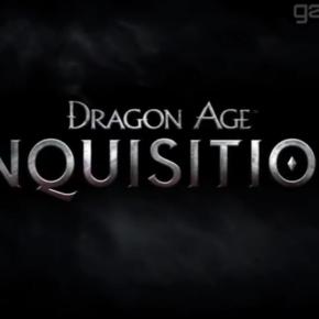 Dragon Age 3— Inquisition E3 Trailer!!!