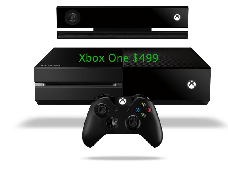 Xbox One $500