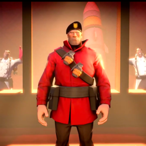 This Mulan/Team Fortress 2 mashup is probably the most awesome thing you'll watch all day