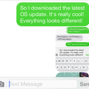 7 reasons to upgrade to iOS7