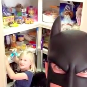 BatDad is the dad you always wanted