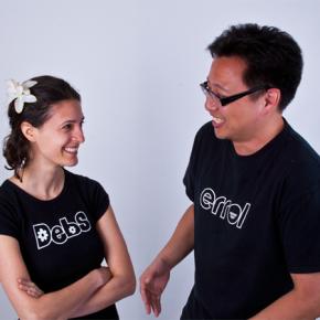 On a Geekly Basis: Debs & Errol