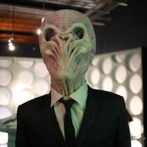 "Celebrating ""Impossible Astronaut Day"" with 10 of the Creepiest 'Doctor Who' Creatures"