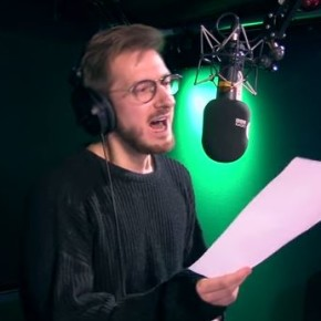 "Arthur Darvill Tells 'Doctor Who' Fans to ""Let It Go"" In Hilarious Parody Song"