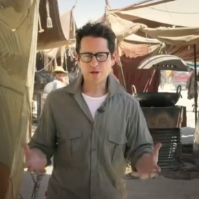J.J. Abrams wants you to be in 'Star Wars VII' and the first solo film announced!
