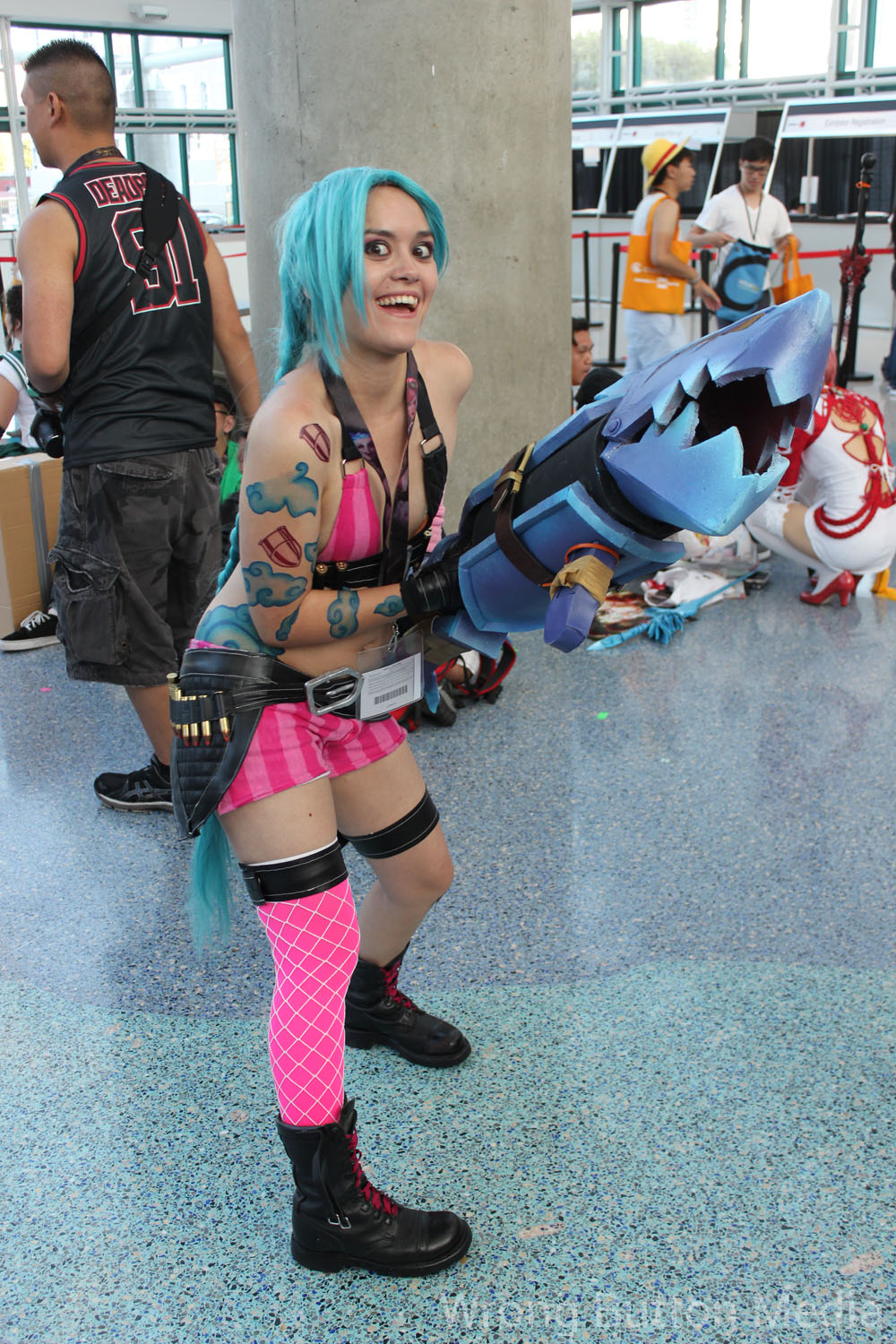 16 of the Best League of Legends Cosplayers at Anime Expo ...