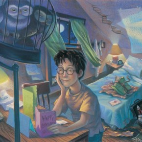 Happy Birthday, Harry Potter: Thank You for Saving My Life