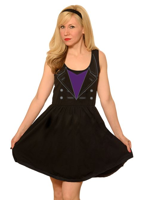 9th doctor dress