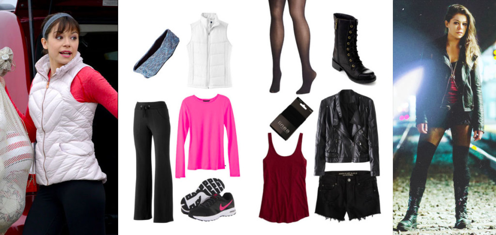 Easy Orphan Black Halloween Costume