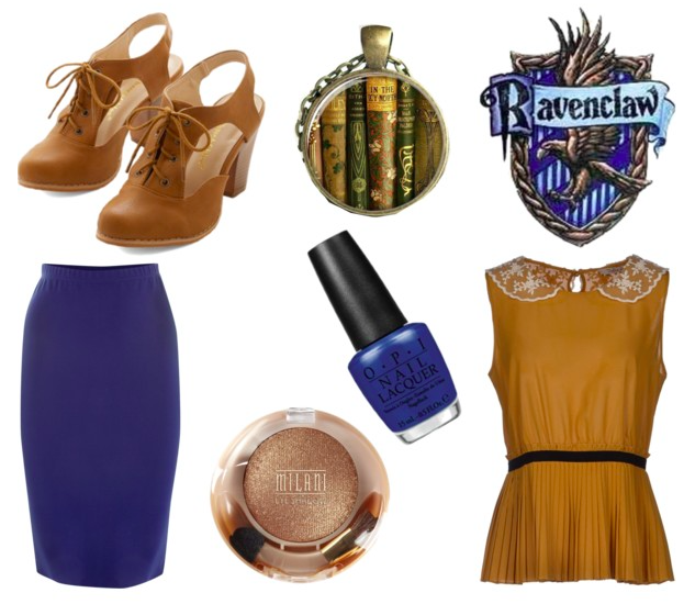 Ravenclaw Holiday Outfit