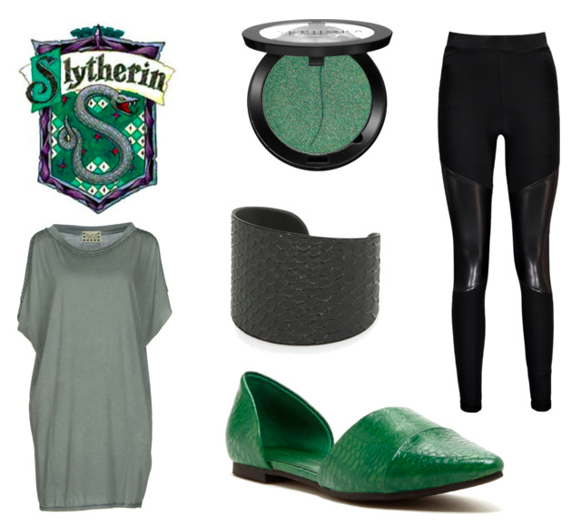 Slytherin Holiday Outfit