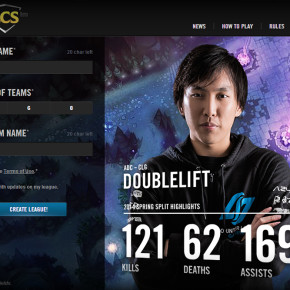 The Future is Here: You Can Now Play League of Legends LCS Fantasy