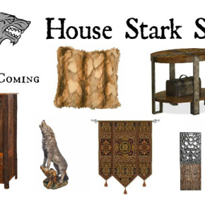 'Game of Thrones' Fan? Then You'll Love This 'GoT'-Inspired Home Decor