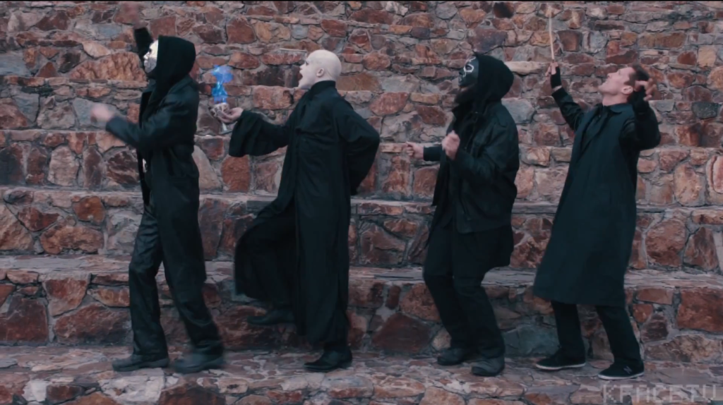 'Dark Lord Funk' is the 'Uptown Funk' Parody Harry Potter Fans Need To See