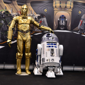 Androids, Synthetics & Mechanical Companions: 20 of Our Favorite Robots in Geekdom
