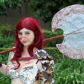 Emily as Red Sonja