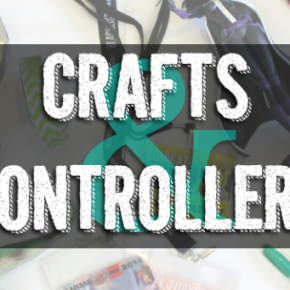 Introducing Crafts & Controllers — A Lifestyle Blog by Emily