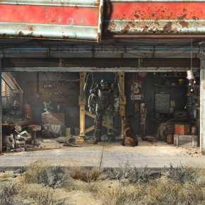 Fallout 4 Teaser Trailer Welcomes Us Home to the Wasteland