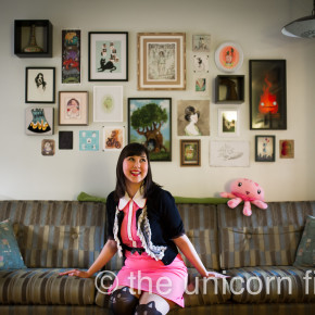 The Unicorn Files: Kickstarter Campaign Seeks to Debunk the Myth of the Female Geek