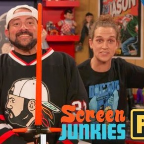 Jay & Silent Bob Join ScreenJunkies for the New ScreenJunkies Plus