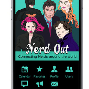 Nerd Out App is the Answer to Your Busy Geek Struggles