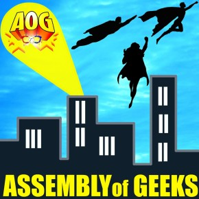 Emily is Joining the Assembly of Geeks Podcast