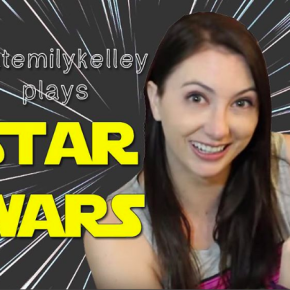 May the Fourth Be With You! Emily Plays Some Star Wars Games