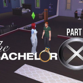 Sims 4 BachelorX– Mystique's Date is Literally Named O'Shadey