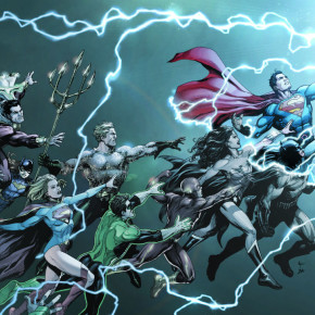 DC Rebirth & a Whole Lot of Fall TV Trailers