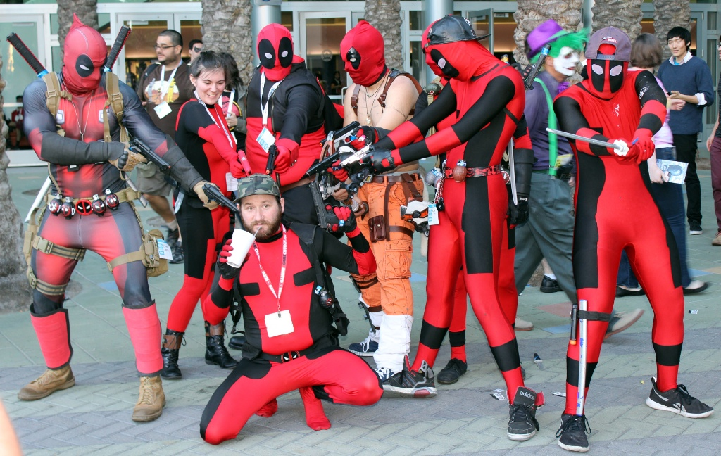 Should a group of Deadpools be called a murder?